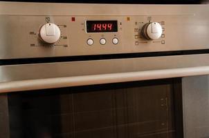 horno de cocina foto