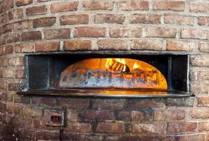 Brick oven photo