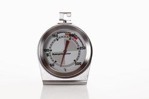 termómetro de horno foto
