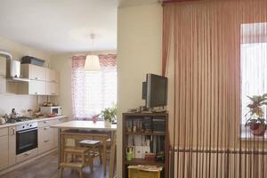 interior de cocina foto