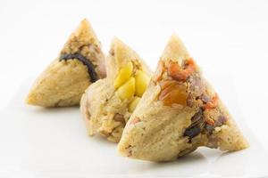 Zongzi or chinese sticky dumpling