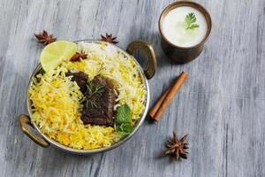 Beef Biryani photo