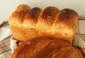 baked bread photo
