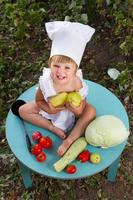 pequeno chef