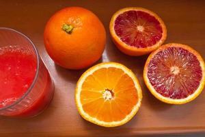 Citrus juice.