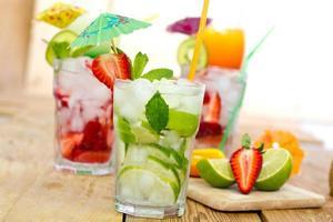 bebidas de verano