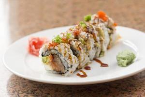 rollo de sushi philadelphia