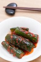 Cucumber Kimchi photo
