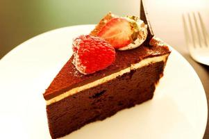 Soft Chocolate Fudge Souffle