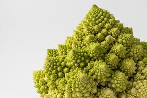 Cauliflower Romanesco broccoli photo