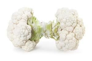 Young cauliflower