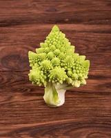 Cabbage romanesco photo