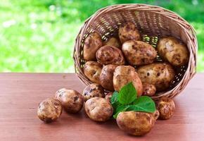 patatas foto