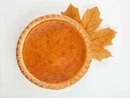 Festive Pumpkin Pie