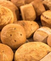 bunch of breads photo