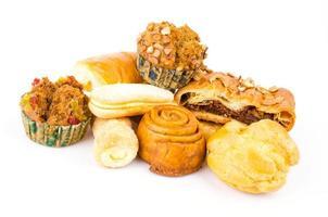 pan de panadería foto