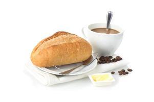 mini baguette francés foto