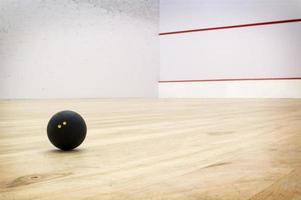 Squash court photo