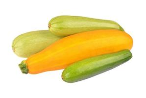 Vegetable marrow (zucchini) photo