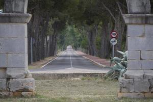 Road. photo