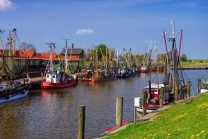 Greetsiel harbour photo