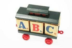 Toy Train photo