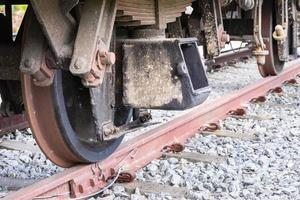 train axles photo