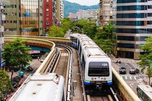 trem do metrô