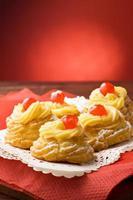 """Zeppole di San Giuseppe"" - Pastry food photo"