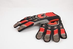 guantes de motocross foto
