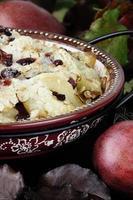 Homemade Pear Crisp photo