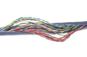 cable de telecomunicaciones