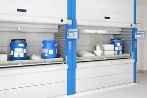 Retrieval System Warehouse photo