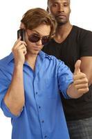 protección del teléfono celular foto