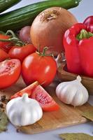 Fresh Organic Tomatoes