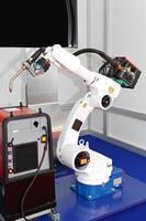 Welding robot photo