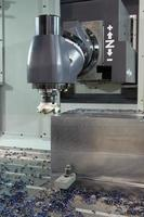 Metal drilling photo