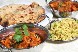 noche de curry foto