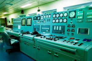 sala de control foto