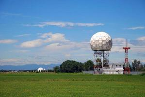 Doppler radar photo