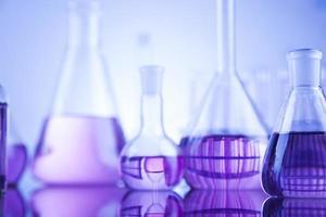quimica, ciencia, equipo de laboratorio foto