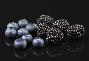 Group of berries photo