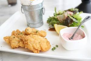gefrituurde vis