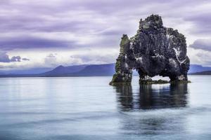 Hvitserkur, the troll rock
