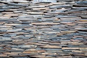 pila de fondo de roca / textura