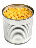 Canned Corn photo