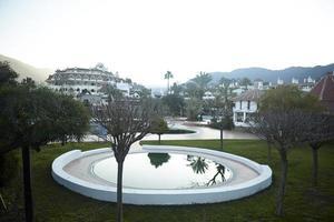 piscina ornamental foto