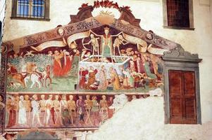 clusone, fresco foto