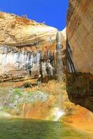 paisaje del desierto de Utah foto