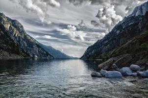 río de cristal foto